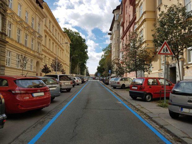 Zónové parkování | cena dle lokace