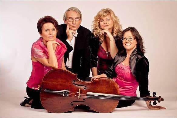Smyčcové kvarteto Evy