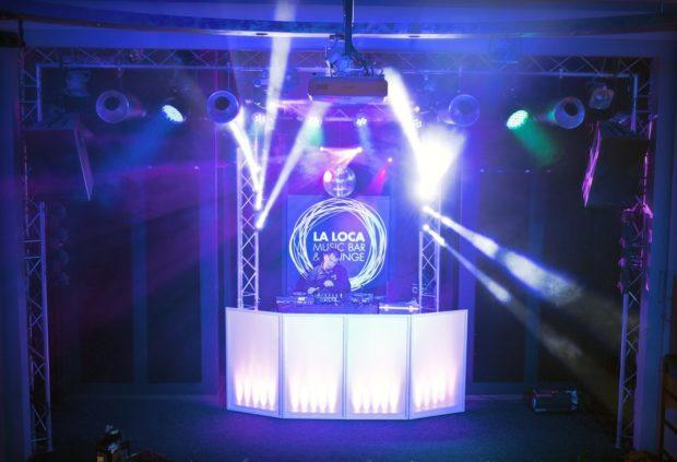 DJ na firemní akci