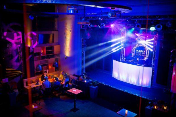 Zvuk a světla na tematické party