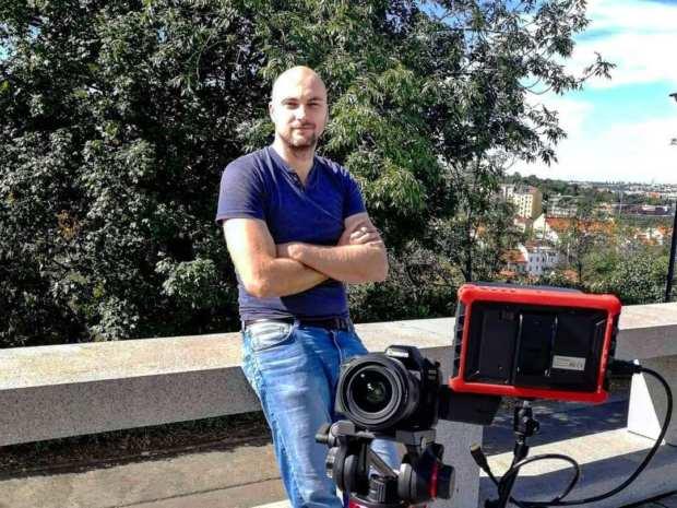 Kameraman Michal