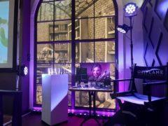 LED PAR reflektory 12x 4W American DJ