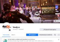 nebo Facebook VasDJ.cz