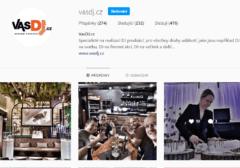 Instagram VasDJ.cz