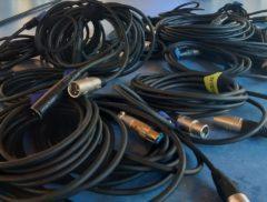 propojovací a síťová kabeláž