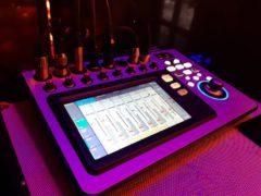 Celkový zvuk řízený špičkovým digitálním mixem.
