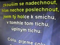 České karaoke klipy.