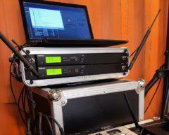 kompletní bezdrátový set Shure SLX