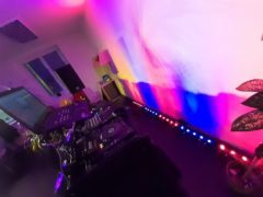 LED BAR 5x 4W American DJ